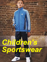 Wholesale childrens sports wear