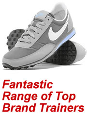 Wholesale sports footwear and trainers